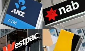 The big four banks