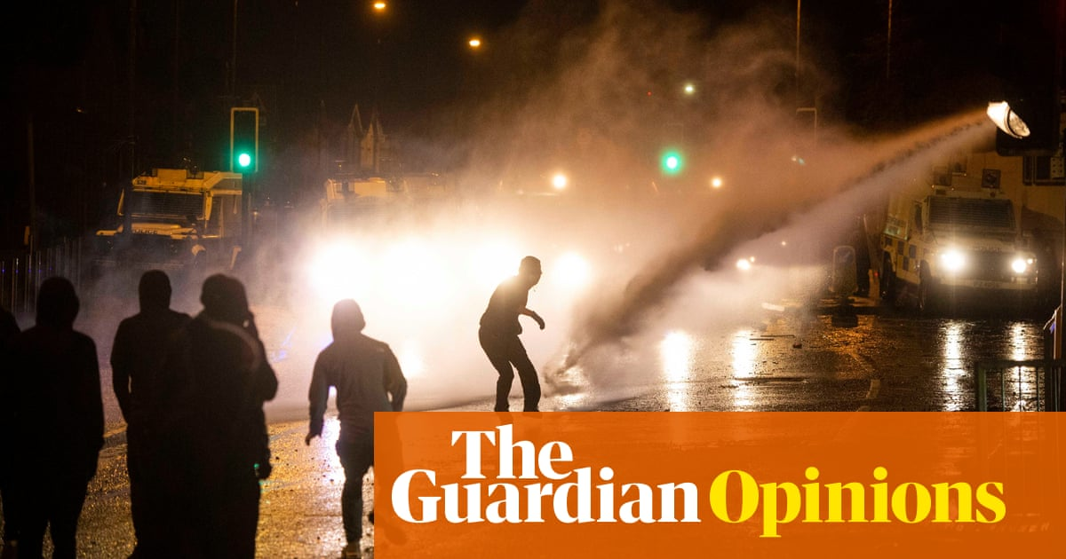 Brexit isn't the cause of the Belfast riots – but it is harming political reconciliation