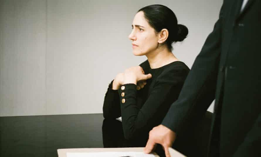 Ronit Elkabetz in Gett: the Trial of Viviane Amsalem.