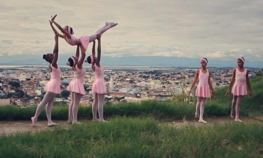 Daring to dream … Ballet and Bullets, on Vice.