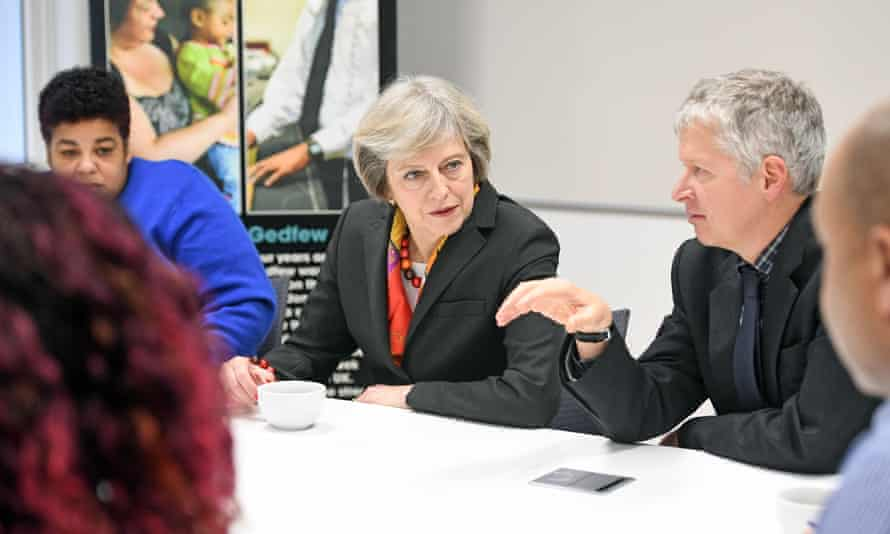 'Theresa May says she gets it: the fruits of prosperity have not been equitably divided.'