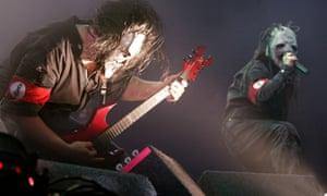 Slipknot band live