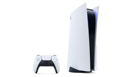 Pernyataan objek… PlayStation 5 baru.