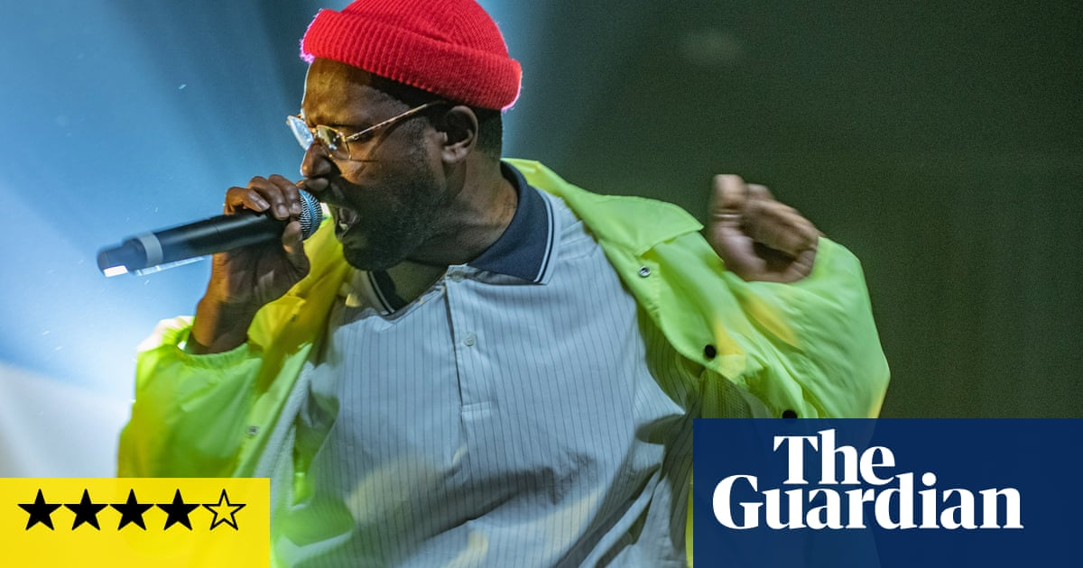 Schoolboy Q review – South Central energy with a nod to Kendrick