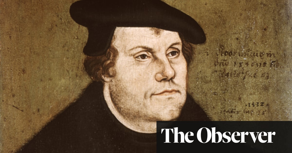 Five Centuries On Martin Luther Should Be Feted As Hero Of Liberty