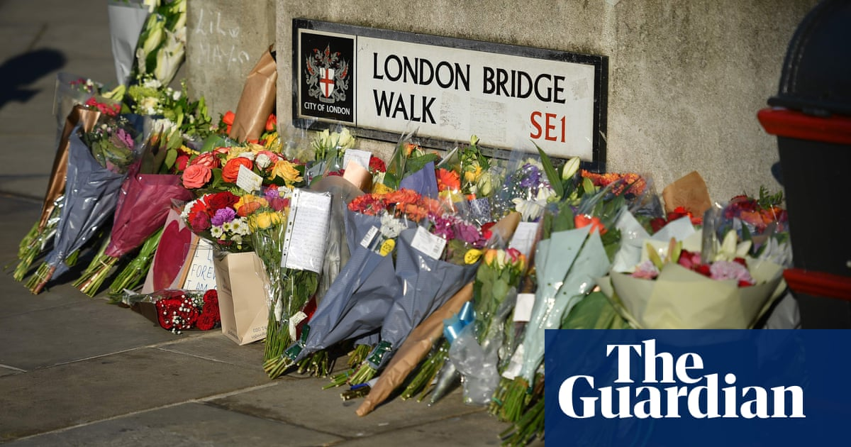 Bravery, teamwork, tragedy: the effort to stop the London Bridge attack | UK news