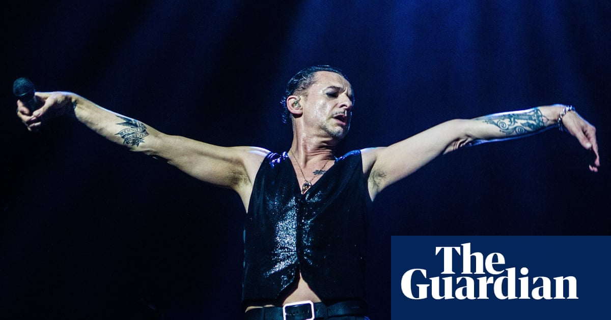 Dave Gahan of Depeche Mode: 'Regret is a weird word. I don't look back on my life like that'