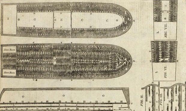 Slave ship plans