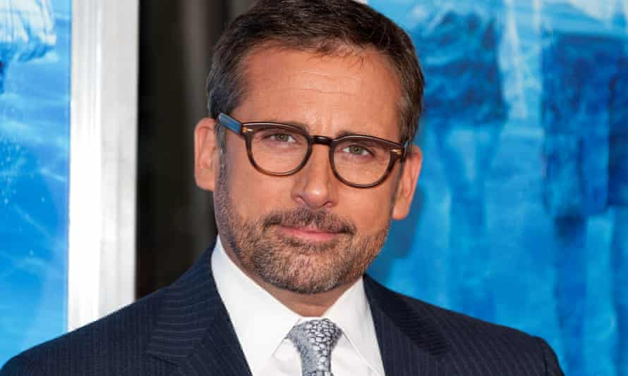In the game … Steve Carell.