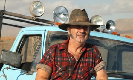 John Jarratt's initially charming psychopath from the Wolf Creek movies. A new study finds that people are more drawn to those who deploy Australian slang