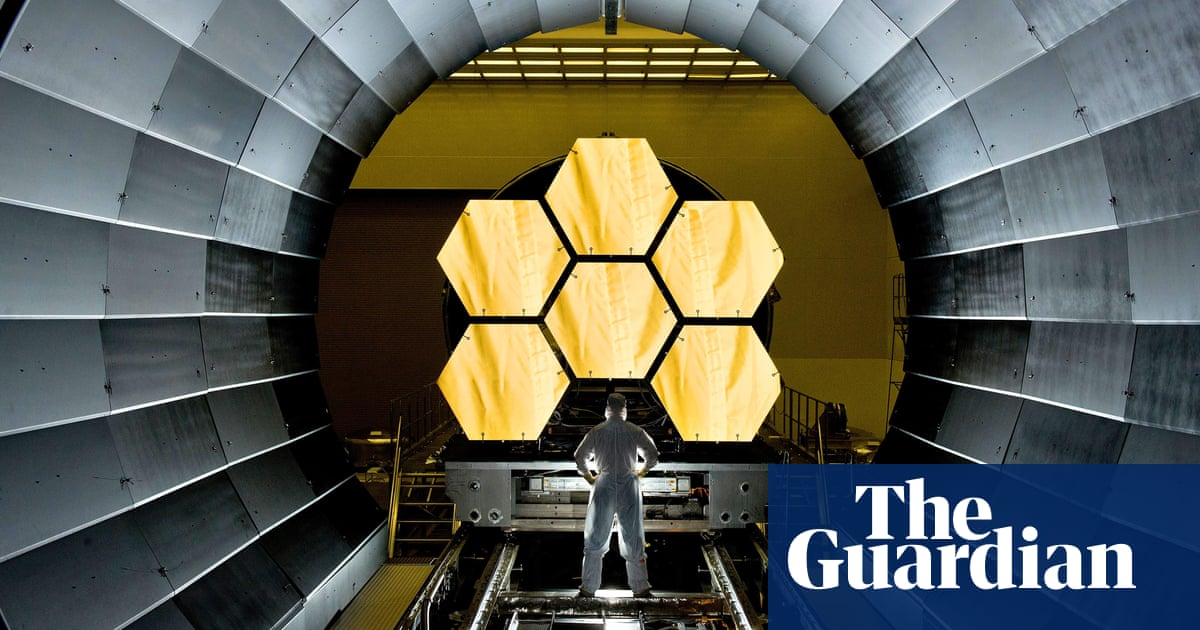 Spacewatch: James Webb telescope to launch in December