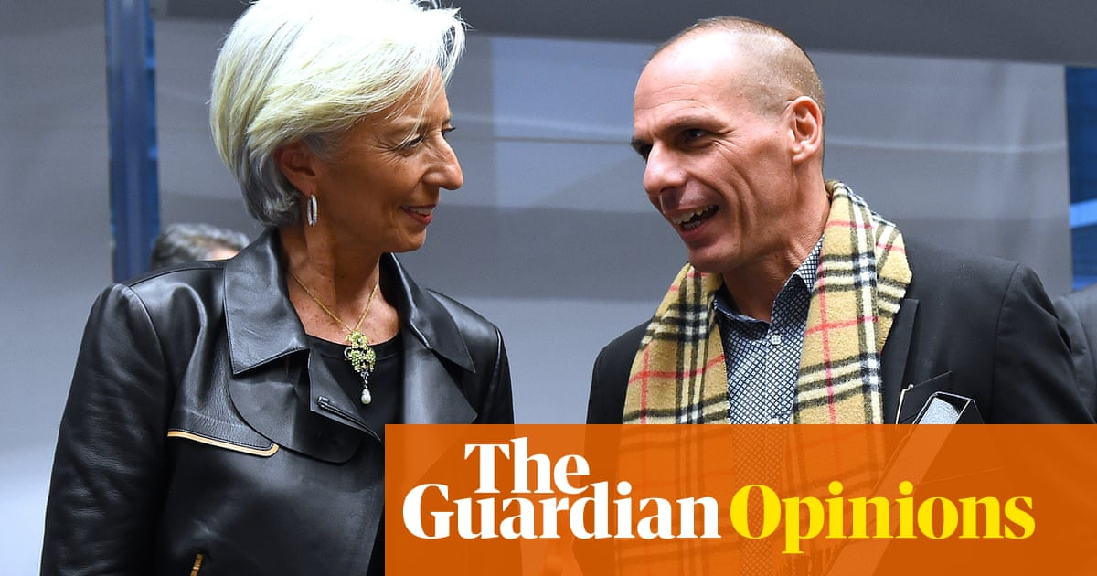 Christine Lagarde will have to confront Berlin if she's to save the euro | Yanis Varoufakis
