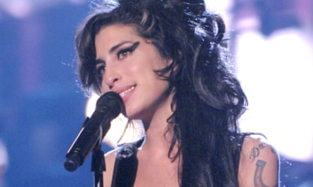 A still from the film Amy.