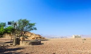 A well in Damaraland.