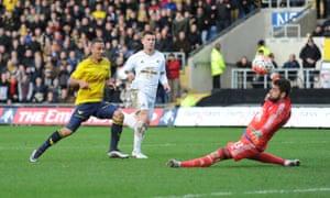 Oxford United v Swansea City