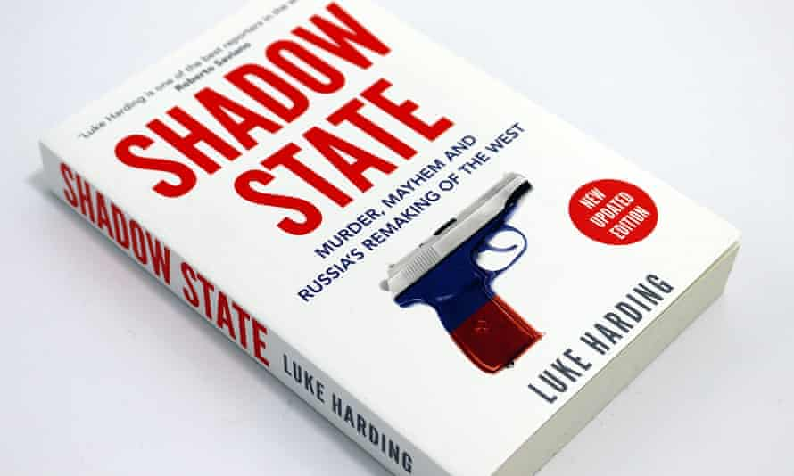 Shadow State by Luke Harding.