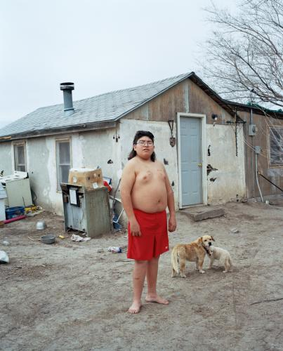 Richard Toledo, Oglala