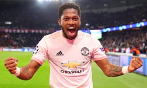 Fred has had an underwhelming first season with Manchester United but played a pivotal role in their win over PSG.