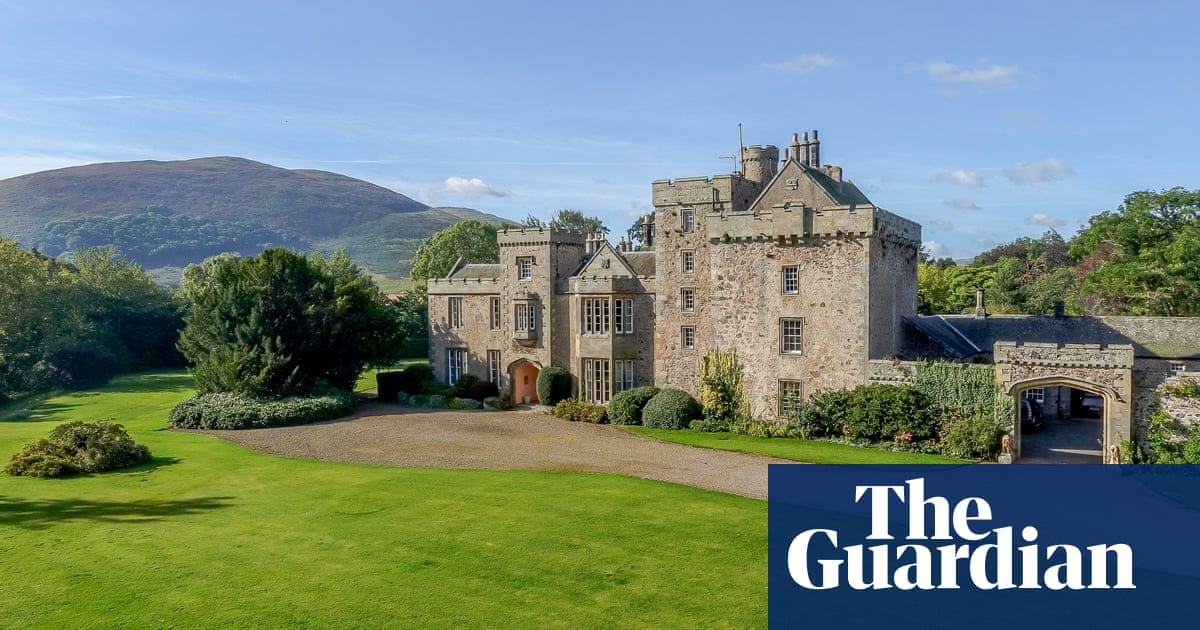 Grand Houses And Castles For Sale In Pictures Money The Guardian