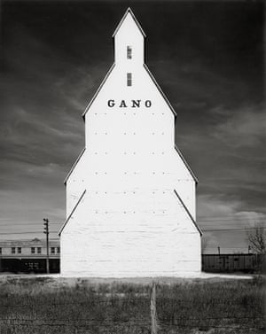 Gano Grain Elevator, Kinsley, Kansas, 1940