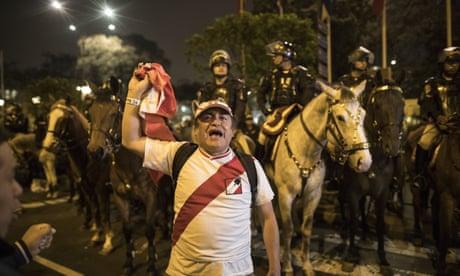 Peru's president dissolves Congress to push through anti-corruption reforms