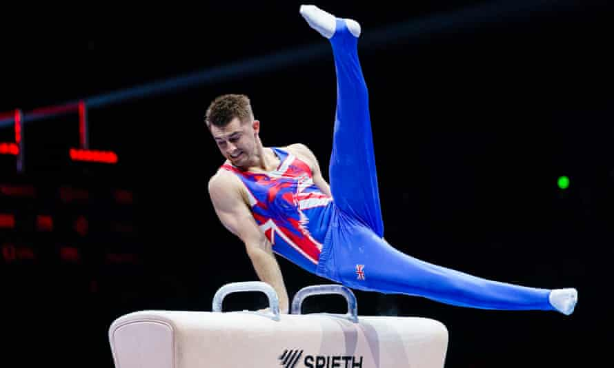 Max Whitlock, who has five Olympic medals, said: I'm almost a cycle older than these guys but that's actually a really proud feeling of mine, to still be that guy that's continuing on.'