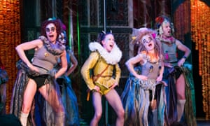 Riotous … A Midsummer Night's Dream, directed by Emma Rice.