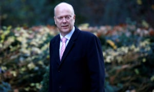 Britain's Secretary of State for Transport, Chris Grayling, arrives in Downing Street, London, Britain, December 4, 2018