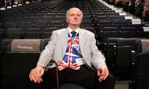 A delegate in Manchester.