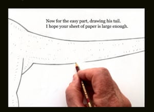 5 - Dippy how to draw dinosaur