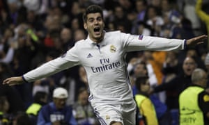 Álvaro Morata is on the verge of joining Chelsea from Real Madrid.