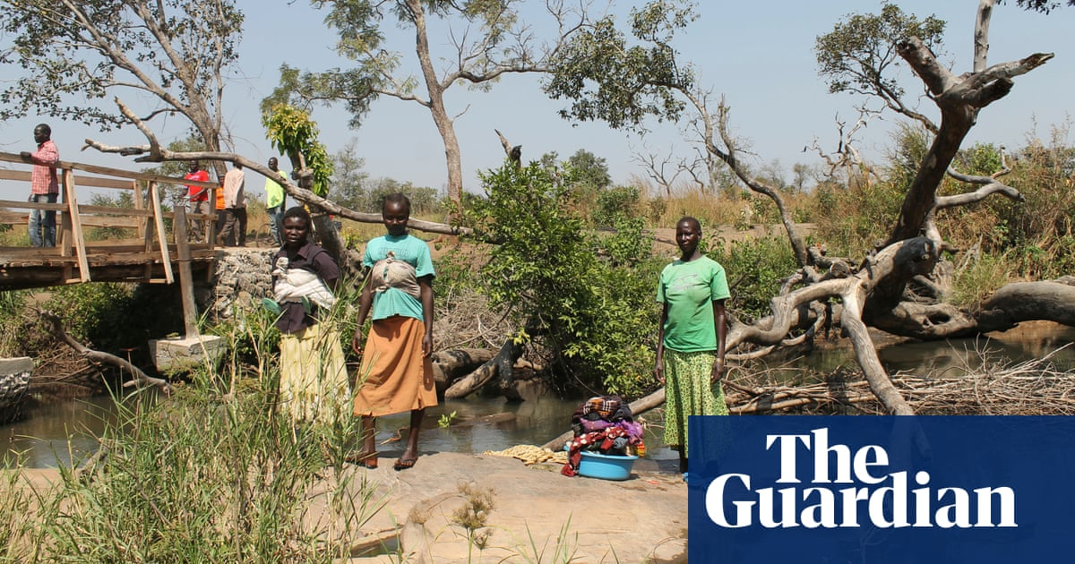 Switched on' Uganda welcomes refugees – but at an