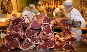 Beef production could be threatened by post-Brexit trade deals.