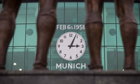 Still feeling the pain of the Munich air disaster | Letters