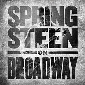 Springsteen on Broadway … album artwork