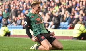 Jack Grealish Inspires Villa To Victory At Burnley After Latest Var Controversy Football The Guardian