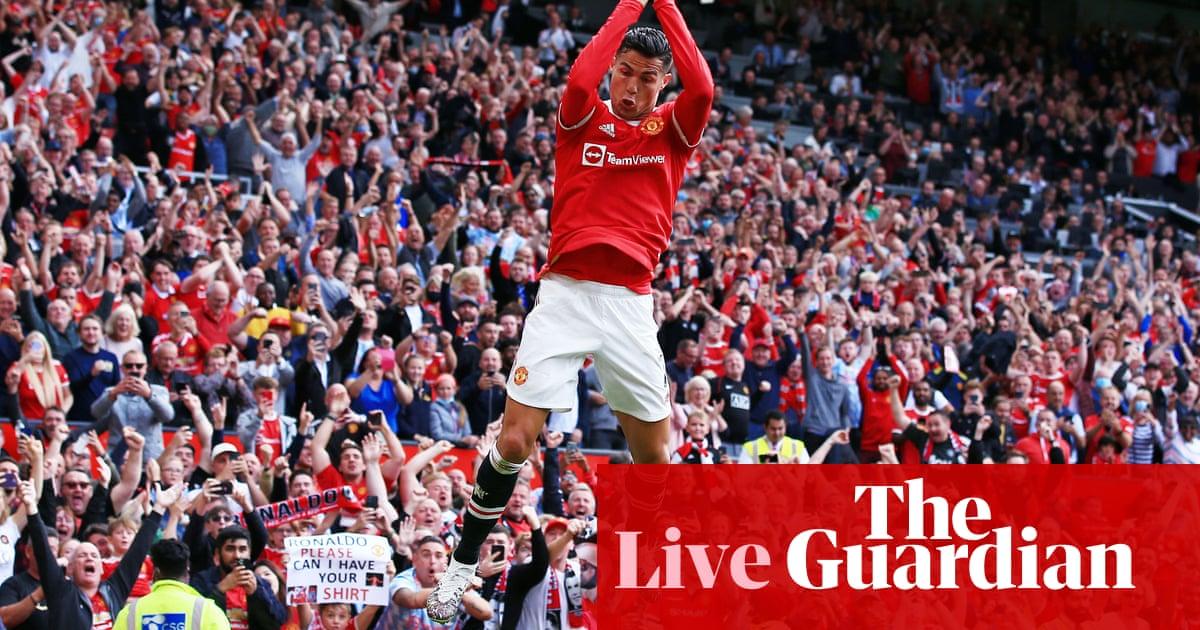 Ronaldo scores twice in Manchester United's 4-1 win over Newcastle: clockwatch – live!