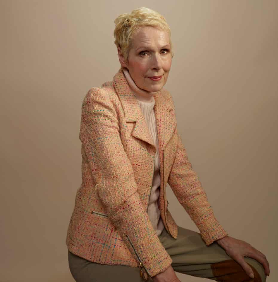 E Jean Carroll, who has accused Donald Trump of sexual assault
