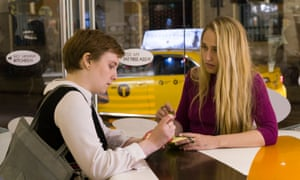 Hannah (Lena Dunham) and Jessa (Jemima Kirke) in season five.
