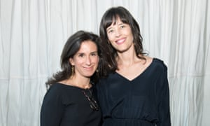 Journalists Jodi Kantor and Megan Twohey attend the Brilliant Minds Initiative dinner at Gramercy Park Hotel Rooftop on May 1, 2018 in New York City.
