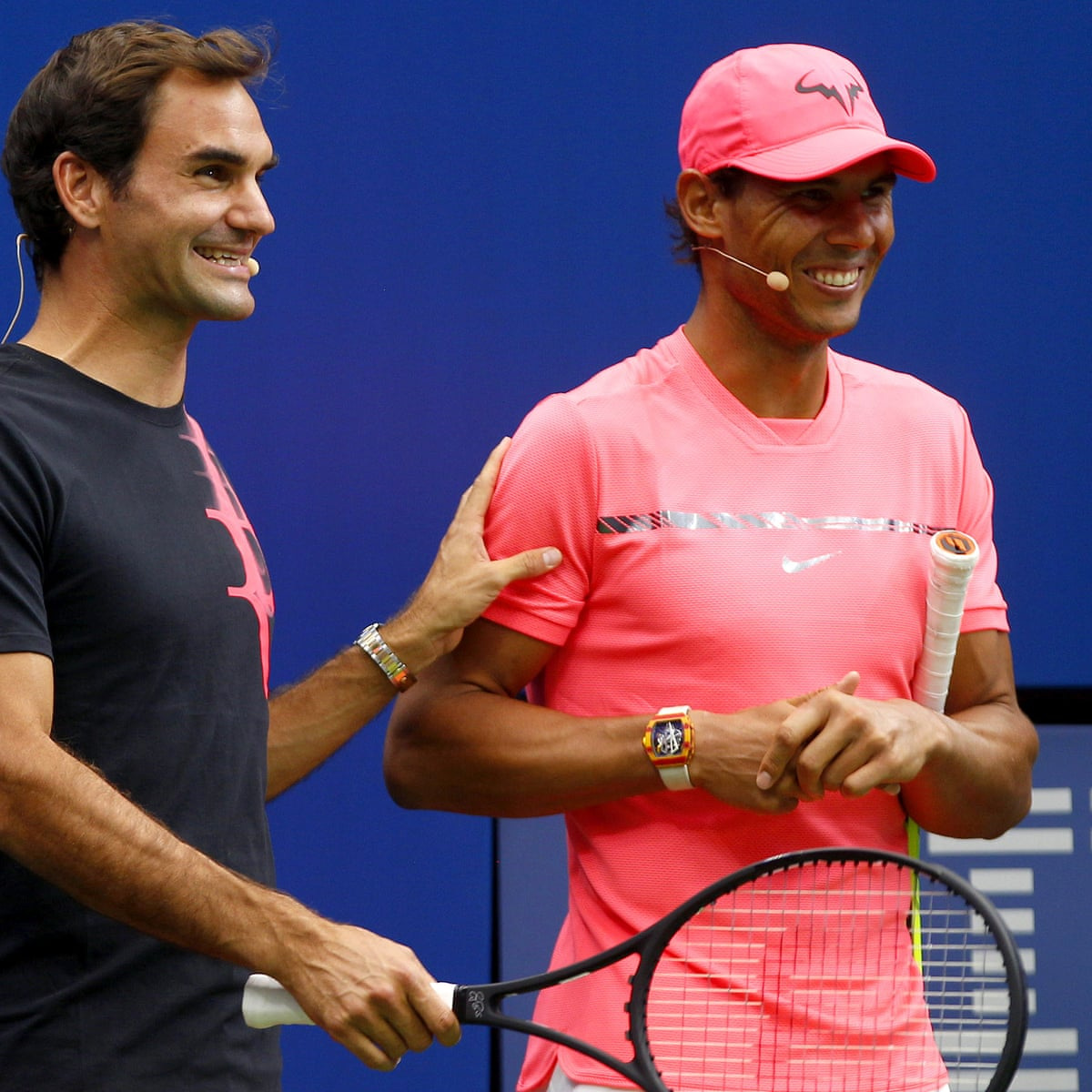 Us Open 2017 Men S Form Guide Federer Favourite To Claim 20th Grand Slam Us Open Tennis 2017 The Guardian