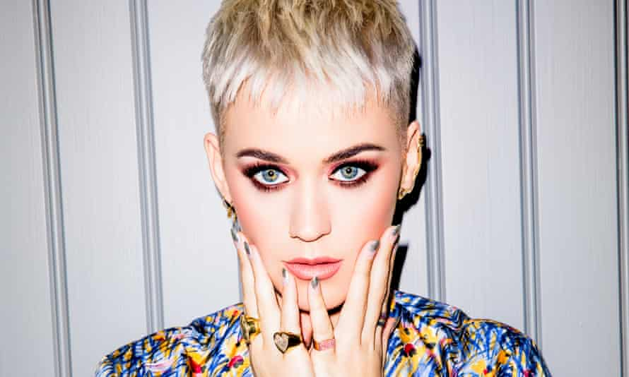 Katy Perry: 'My intention is so pure these days'