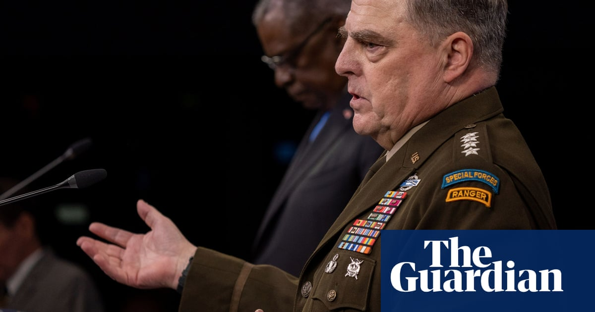 Return of Taliban in Afghanistan could accelerate rise of terror groups, top US general warns