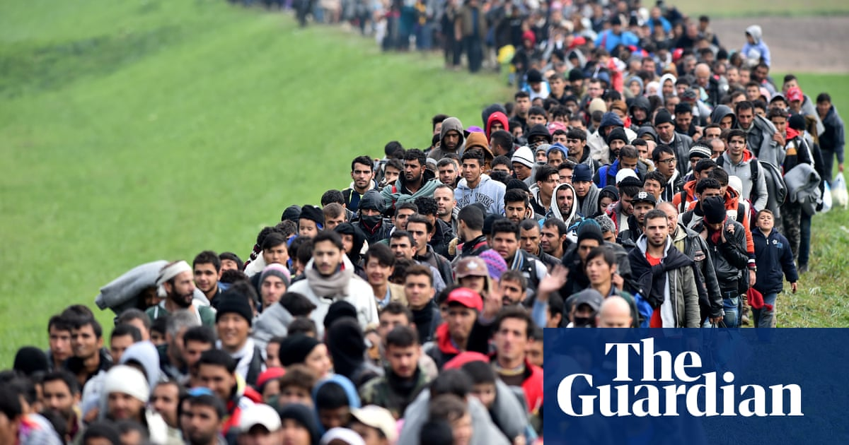 Five myths about the refugee crisis   News   The Guardian