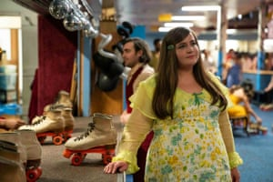 'Nuanced in a way TV characters rarely are' … Aidy Bryant in Shrill.