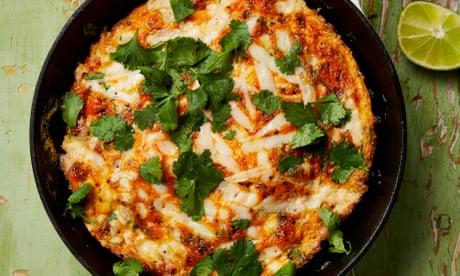 Yotam Ottolenghi's egg recipes