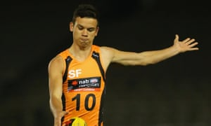 Daniel Rioli will kick off his AFL career for Richmond in 2016 as one of the hottest prospects in the game.