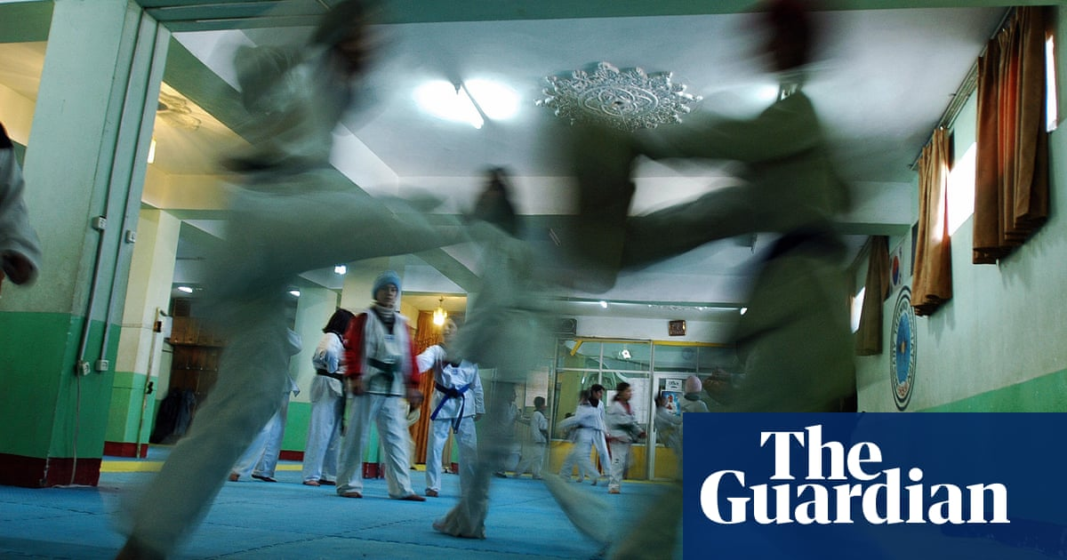 'We buried our sportswear': Afghan women fear fight is over for martial arts