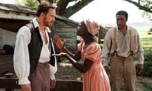 'It's a film which exudes all of the dignity, impatience and artistic fidelity of its director' ... 12 Years a Slave.