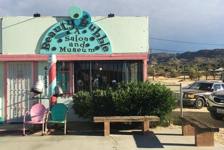 Exterior, Beauty Bubble Salon and Museum